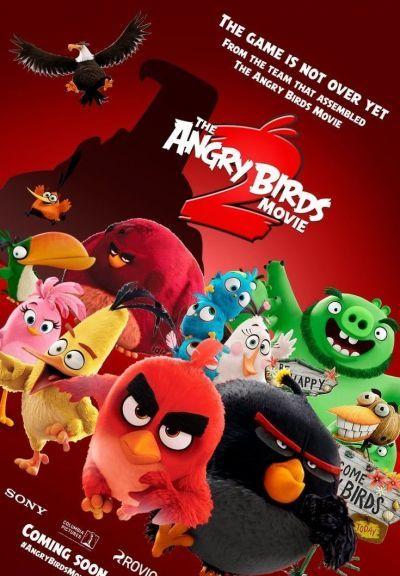 Angry Birds 2 – Plakát