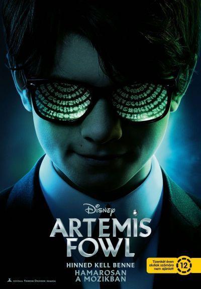 Artemis Fowl – Plakát