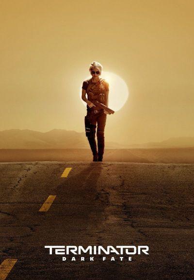 Terminator - Sötét végzet – Plakát