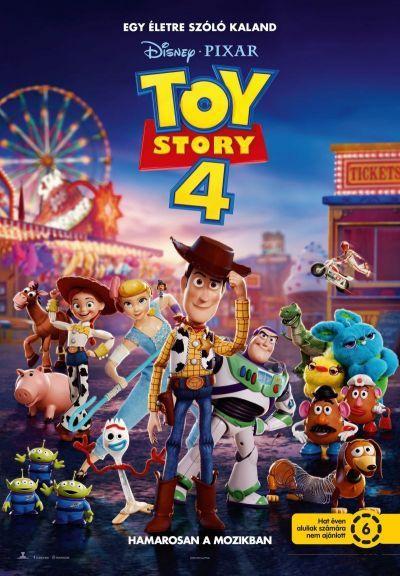 Toy Story 4. – Plakát