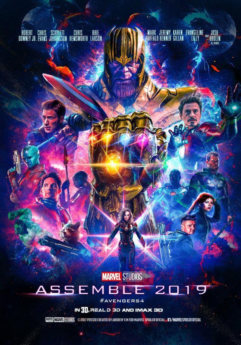 Avengers Infinity War  2018 Full Movie HD Watch Online