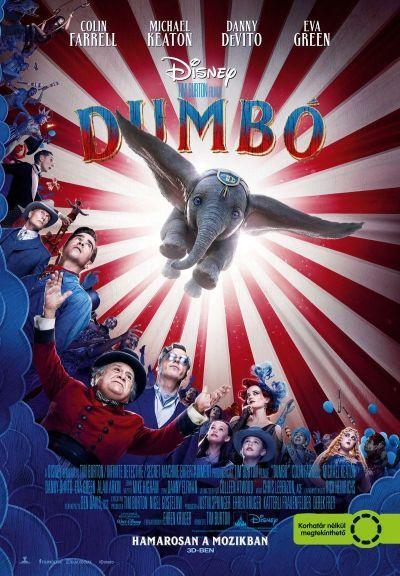 Dumbó – Plakát