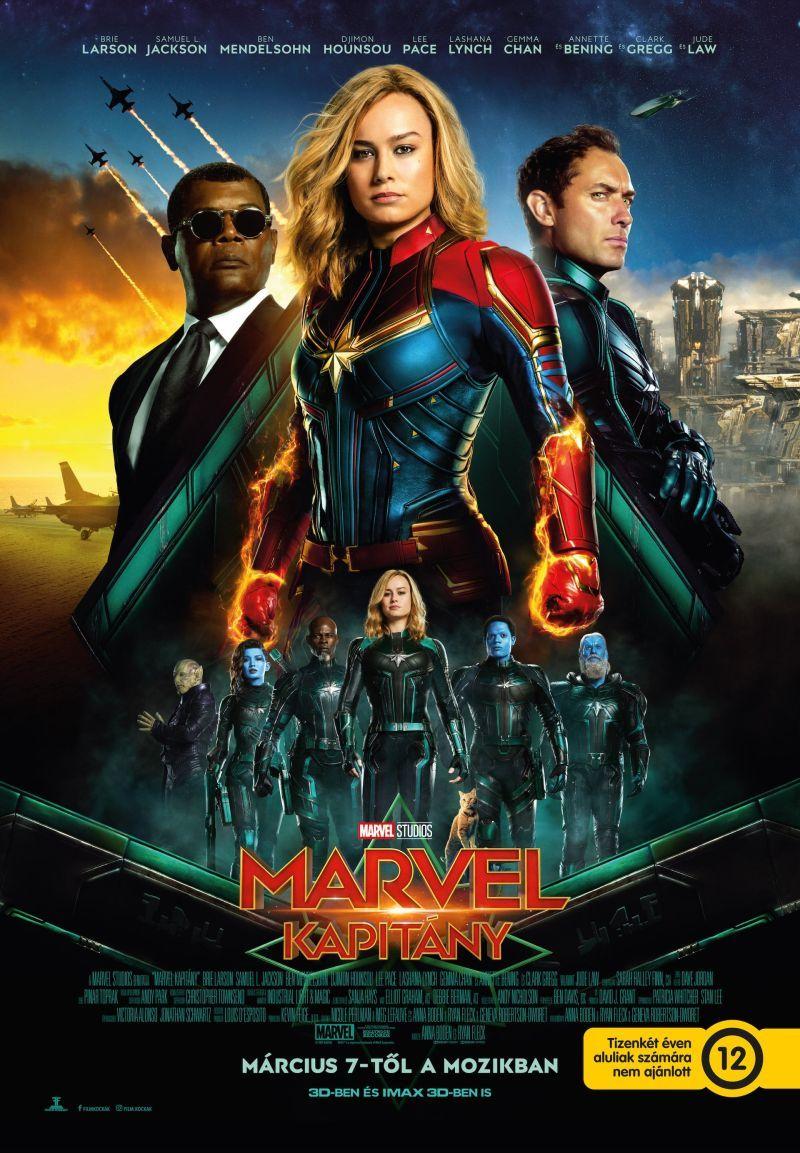 Nezheto-Filmek] Marvel Kapitány 2019  (2019) HD Teljes Film (IndAvIdeo) Online Magyarul - magyarfilm.over-blog.com