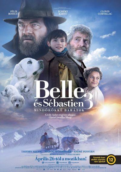 Belle és Sébastien 3 - Mindörökké barátok – Plakát