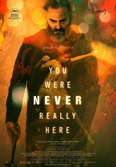 Soha nem voltál itt – Plakát