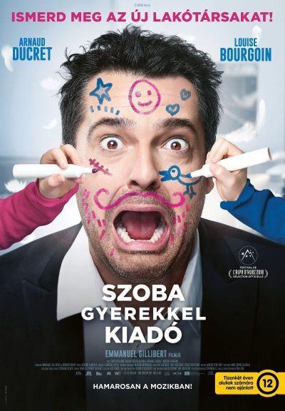 Szoba gyerekkel kiadó – Plakát