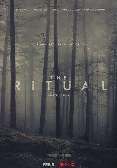 The Ritual – Plakát