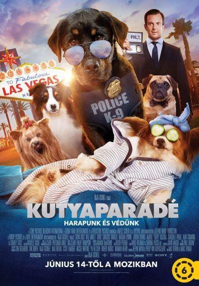 Kutyaparádé – Plakát