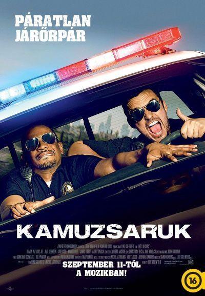 Kamuzsaruk – Plakát