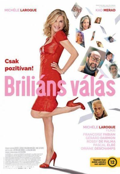 Briliáns válás – Plakát