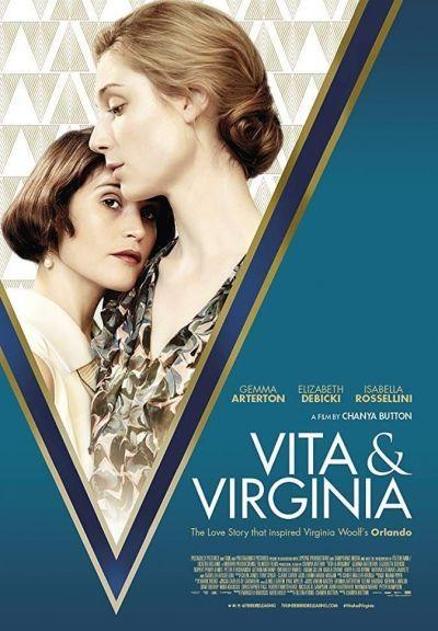 Vita és Virginia – Plakát