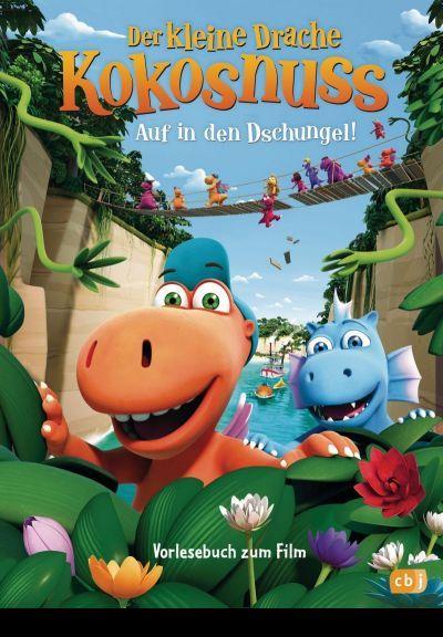 Kókusz Kokó, a kis sárkány 2. - Irány a dzsungel! – Plakát