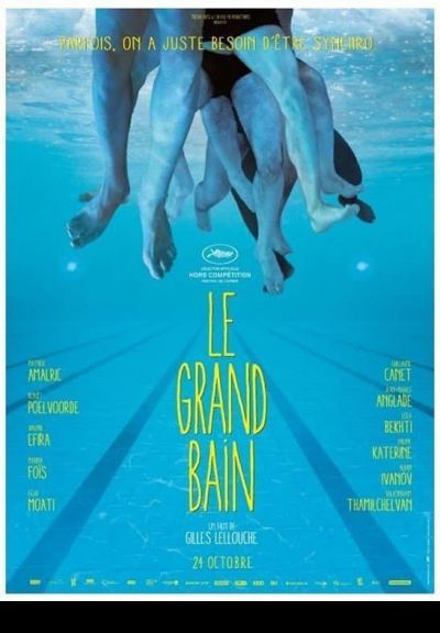 Sink or Swim – Plakát