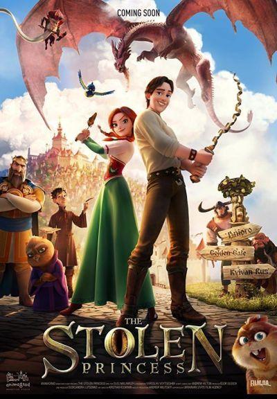 The Stolen Princess – Plakát