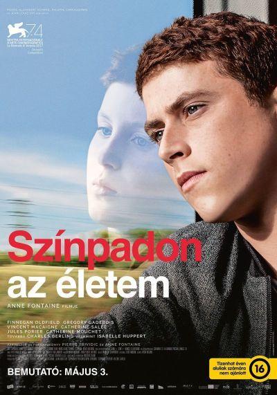 Színpadon az életem – Plakát
