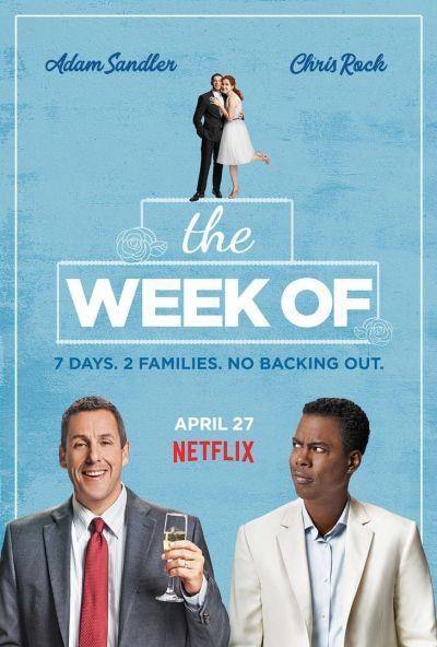 The Week Of – Plakát
