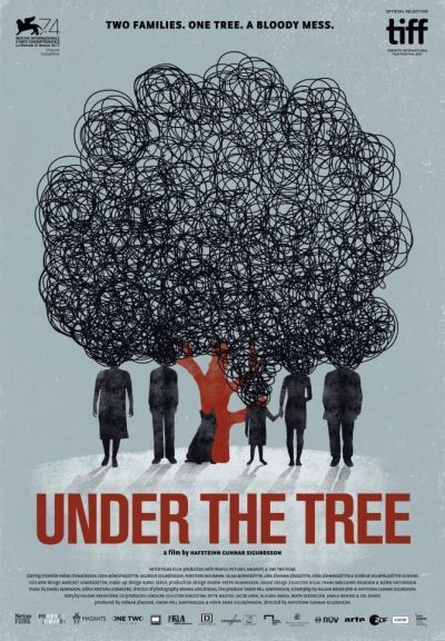 A fa alatt – Plakát