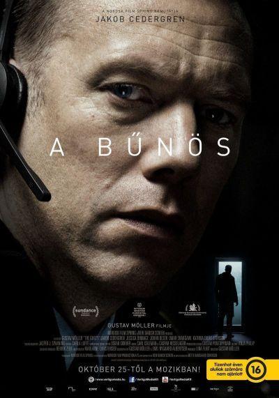 A bűnös – Plakát