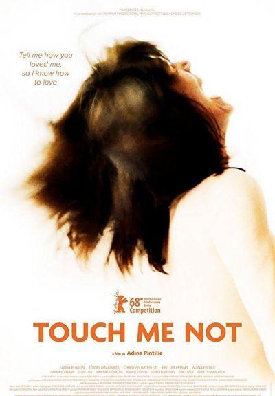 Ne érints meg! – Plakát