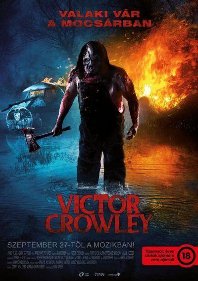 Victor Crowley – Plakát