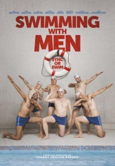 Férfiak fecskében – Plakát