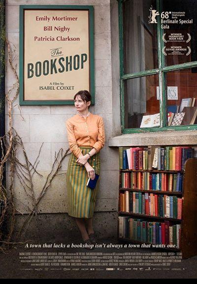 Könyvesbolt a tengerparton – Plakát