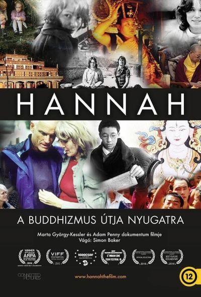 Hannah - A buddhizmus útja Nyugatra – Plakát