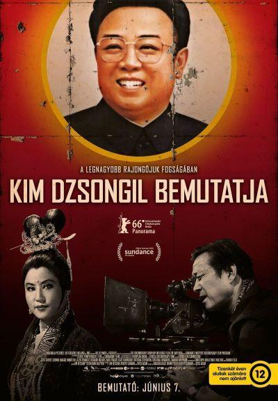 Kim Dzsongil bemutatja – Plakát