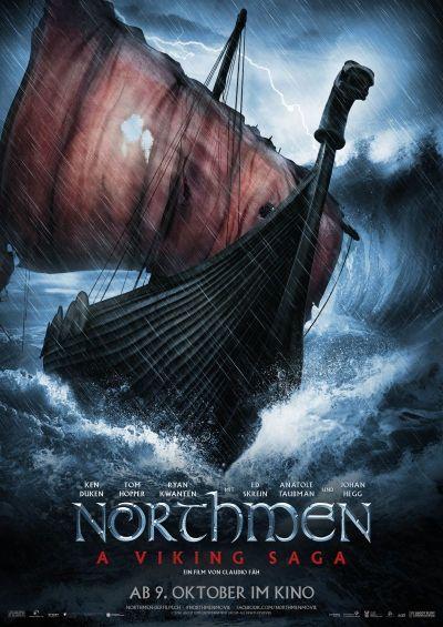 Északiak: A viking saga – Plakát
