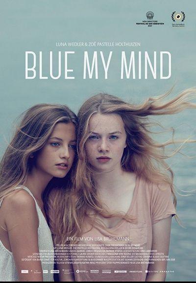 Blue My Mind – Plakát