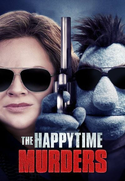 The Happytime Murders – Plakát
