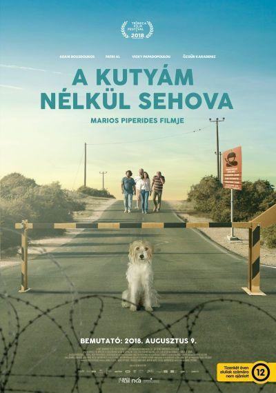 A kutyám nélkül sehova – Plakát