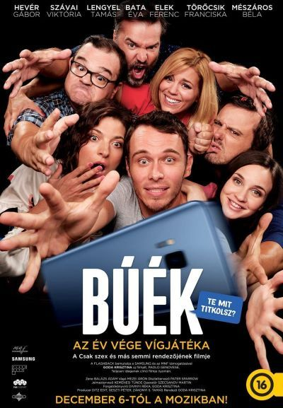 BÚÉK – Plakát