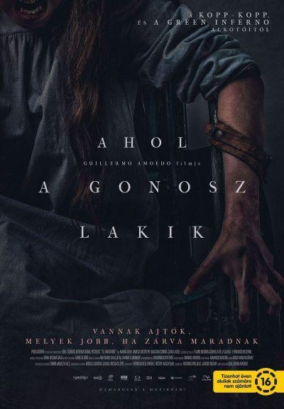 Ahol a gonosz lakik – Plakát