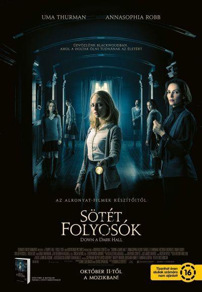 Sötét folyosók – Plakát