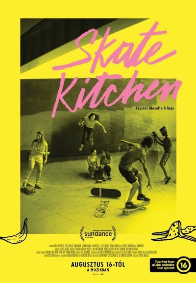 Skate Kitchen – Plakát