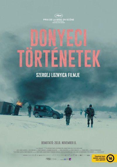 Donyeci történetek – Plakát