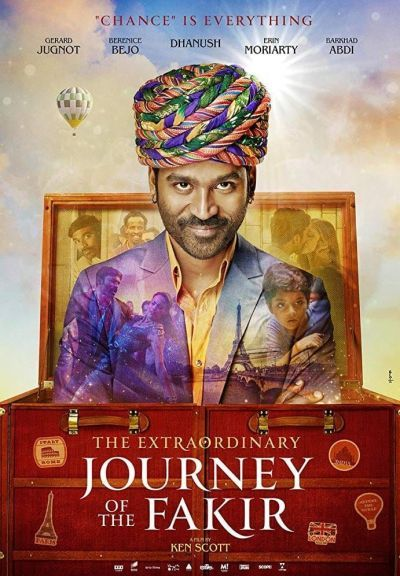 The Extraordinary Journey of the Fakir – Plakát