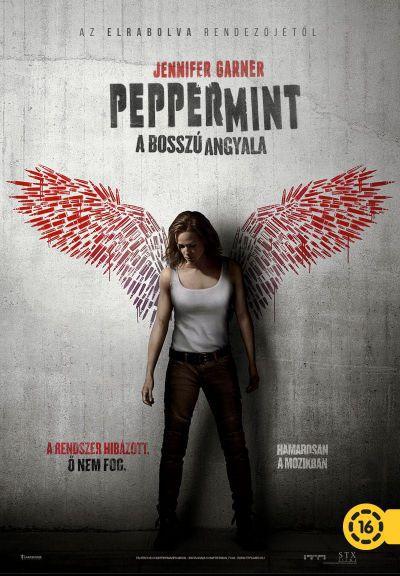 Peppermint - A bosszú angyala – Plakát