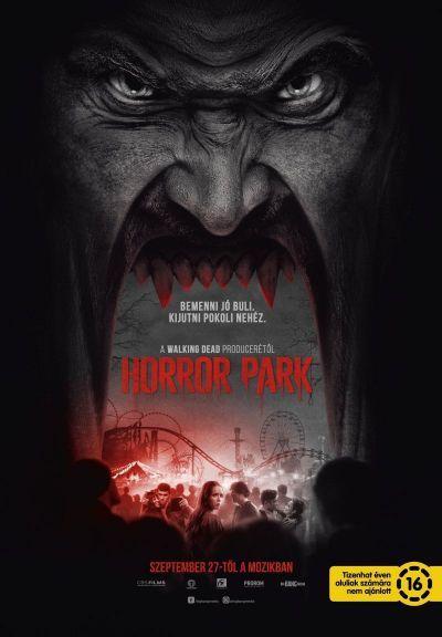 Horror Park – Plakát