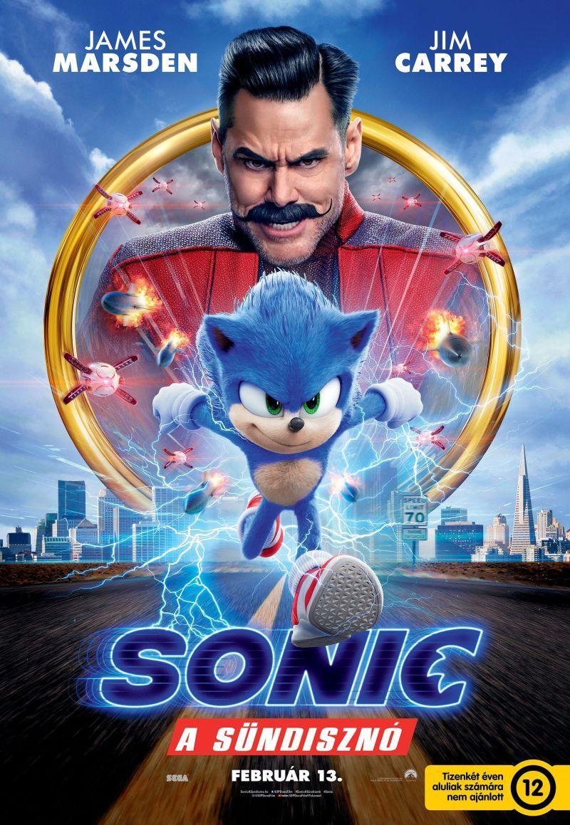 [HD4K:MOZI] Sonic, a sündisznó Teljes Film Online Magyarul INDAVIDEO - Sonic, a sündisznó Online Magyarul