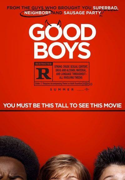Jó srácok – Plakát