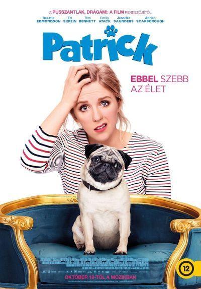 Patrick - Ebbel szebb az élet – Plakát
