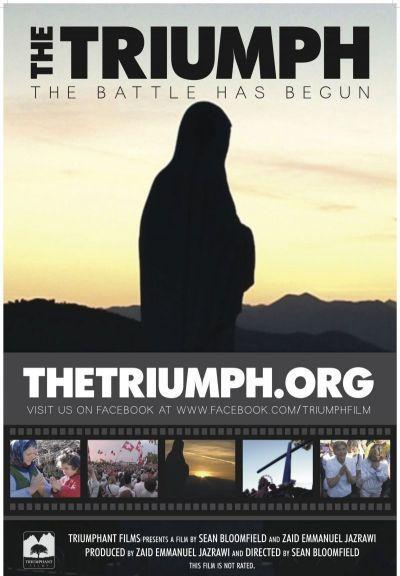 A diadal - A harc elkezdődött – Plakát