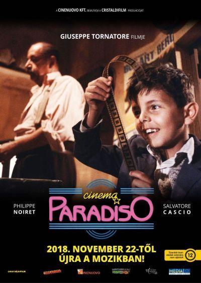 Cinema Paradiso – Plakát