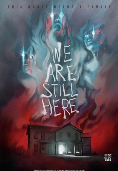 Még mindig itt vagyunk – Plakát
