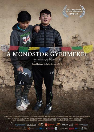 A monostor gyermekei – Plakát