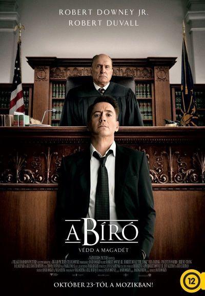 A bíró – Plakát