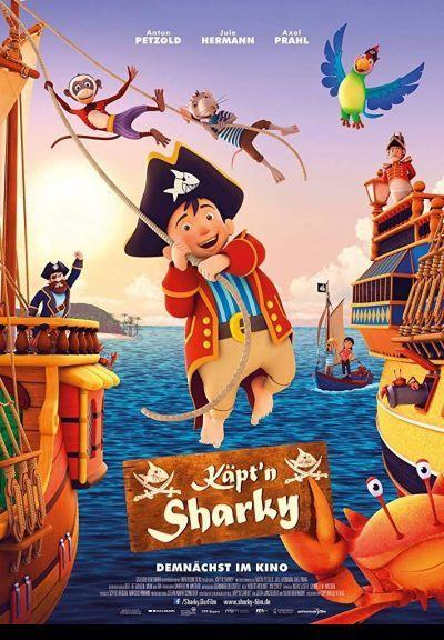 Capt'n Sharky – Plakát