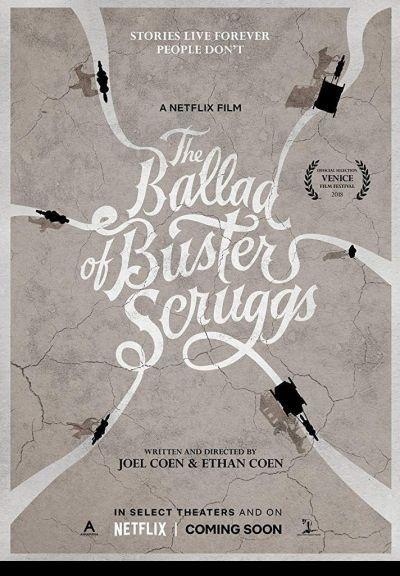 The Ballad of Buster Scruggs – Plakát